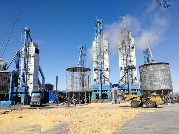 七台河兴粮农产品有限责任公司 三台SHN500